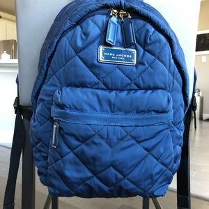 Marc Jacob Quilted Backpack